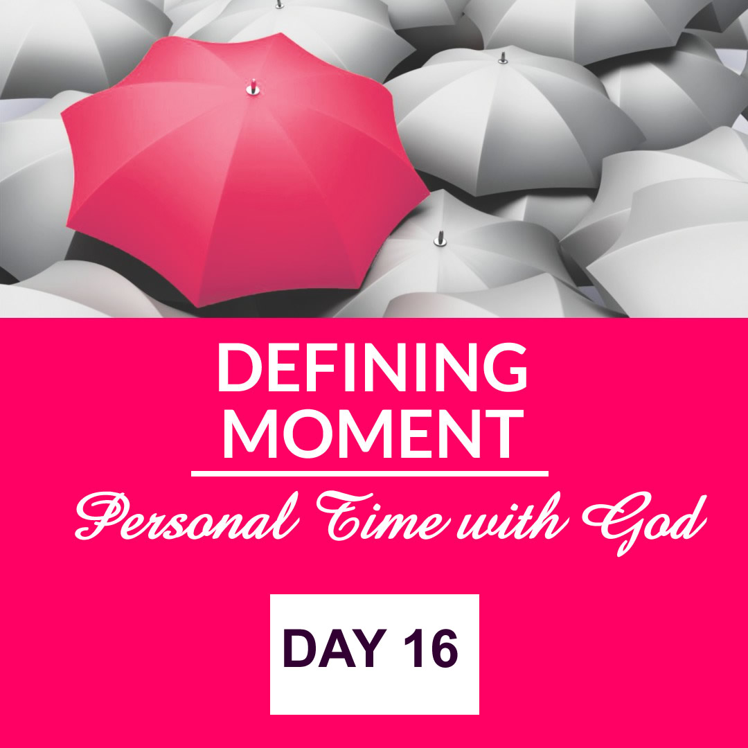 Day 16 Spiritual Gps Mom
